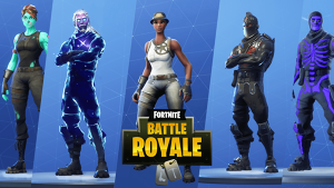 Fortnite Account (Og Skull Trooper, IKONIK, Nvidia, Renegade Raider, Galaxy Skins)
